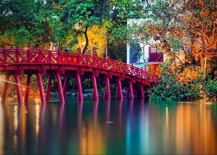 điểm du lịch không khói thuốc ở Hà Nội