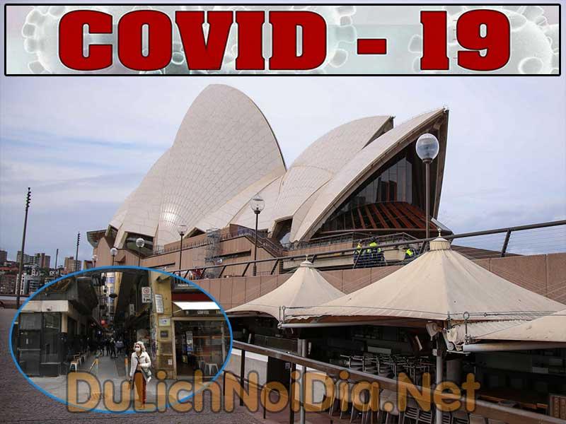 Australia ảnh hưởng nghiêm trọng bởi dịch Covid-19