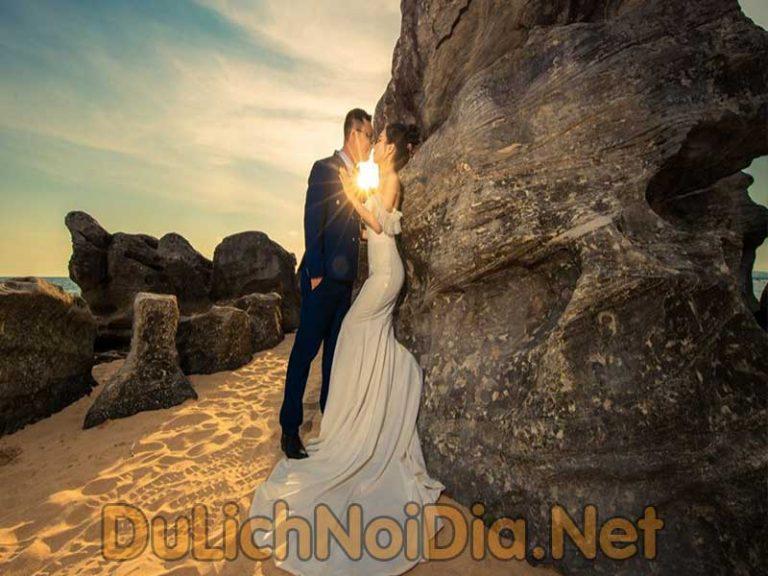 Các vùng biển mơ mộng lý tưởng để chụp ảnh cưới cho lứa đôi