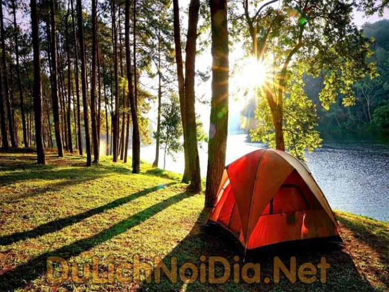 Khi đi cắm trại trong núi sâu thì nên đem theo những gì