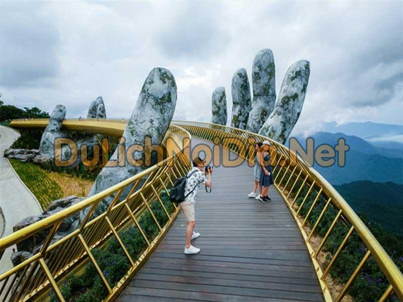 Đà Nẵng với nhiều khu tham quan du lịch và vui chơi nỗi tiếng