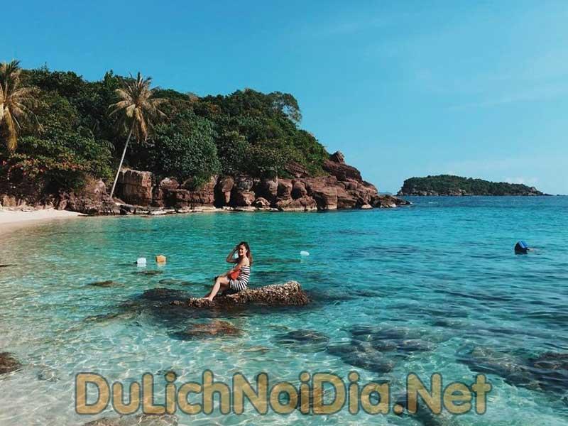 đảo Hòn Nhum tại Nha Trang
