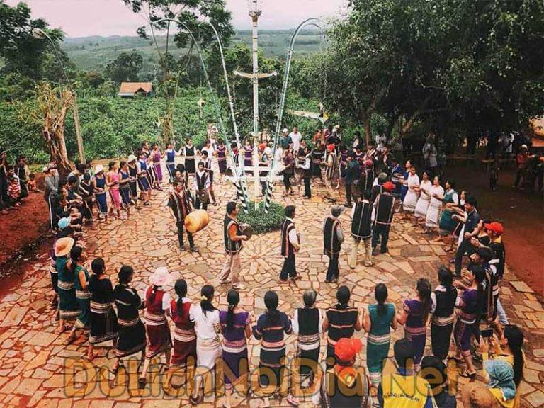 Các lễ hội văn hóa tiêu biểu của vùng tây nguyên nước ta