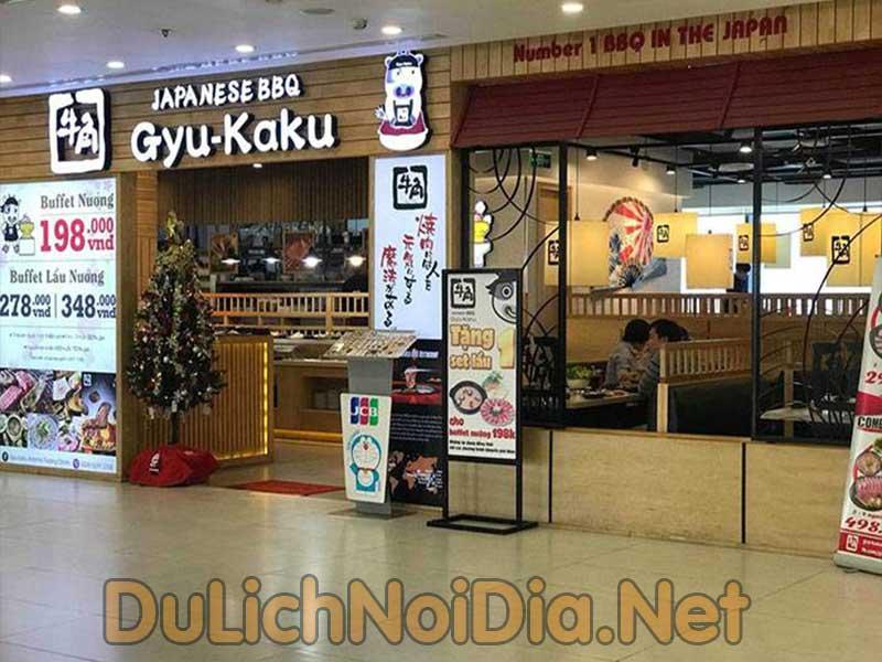 nhà hàng Guy Kaku