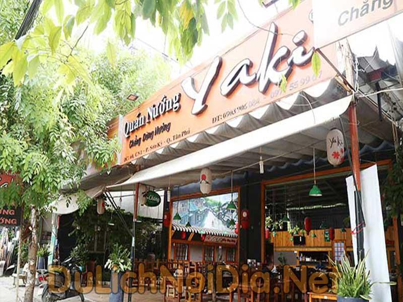 quán nướng Yaki